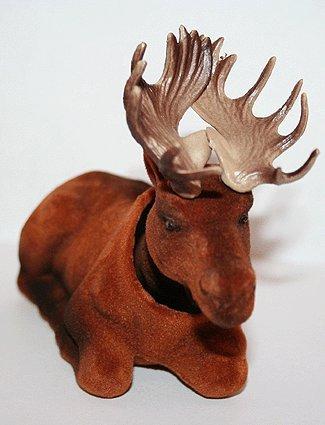 Picture of Moose Bobble Head Doll (Bobble Head Figures)