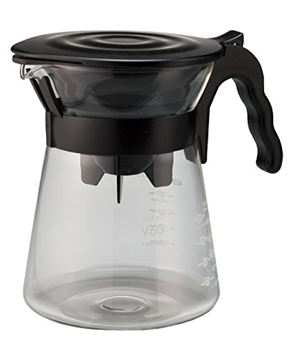 HARIO Coffee Dripper, Black (Hario Coffee Dripper compare prices)