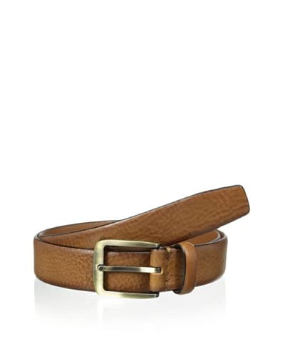 J. Campbell Los Angeles Men's Pebble Leather Belt