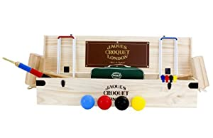 Croquet set - Full Size English Made - Jaques Surrey Set