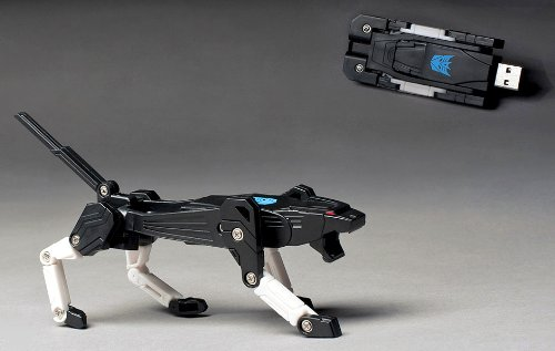 Transformer USB Flash Memory Drive 8GB