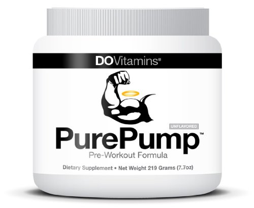 PurePump - Pre-Workout Supplement