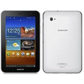 Samsung GT-P6200 P6200L GALAXY Tab 7.0 Plus White