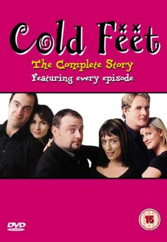 Cold Feet: Complete Series 1-5 [DVD]