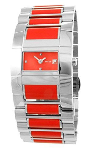 Fila Mujer-reloj analógico de cuarzo de acero inoxidable 505532