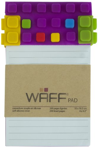 WAFF Pad, Medium, Purple