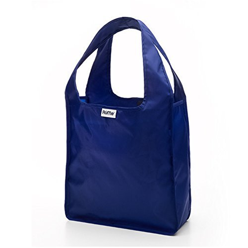 RuMe Bags Mini Tote Reusable Grocery Shopping Bag (Bluebell) (Mini Shopping Bags compare prices)