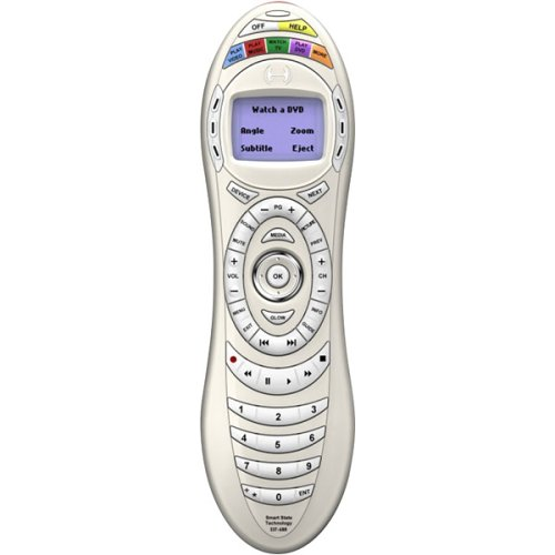Logitech Harmony H-688 Universal Remote Control (Silver)