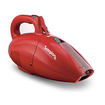 Crevice tool flips open for convenient use and storage The Dirt Devil Scorpion Quick Flip Hand Vacuum offers steady suction power for multiple jobs in one area. The long 16 foot power cord offers length to further your reach around your room. A Qui...