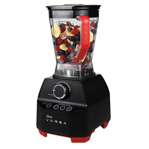 Great Features Of Oster VERSA 1400-watt Professional Performance Blender with Low Profile Jar + Bonu...