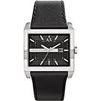 Armani Exchange AX2203 Mens Oversized Black Watch