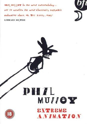 Phil Mulloy. Extreme Animation / Экстремальная анимация Фила Мюллоя (1991)