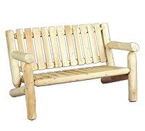 Hot Sale Cedarlooks 0100006 4-Feet Log Cedar Bench