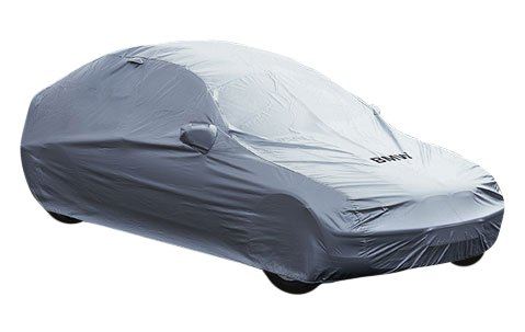 BMW Genuine Tailored Fitted Outdoor Water/Dust Repellent Car Cover (82 15 0 018 231)