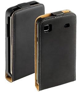 YAYAGO Flip-New-Style Tasche -Ultra Flach- für Ihr Samsung Galaxy S i9000 / Samsung Galaxy S Plus i9001 inkl. dem Original YAYAGO Clean-Pad