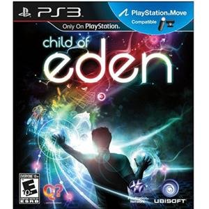 NEW Child of Eden PS3 Move (Videogame Software)