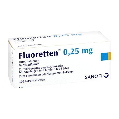 fluoretten-025-mg-tabletten-300-stk