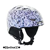 Hardnutz Rock Hard Ski & Snowboard Helmet (Medium 54-58 cm)