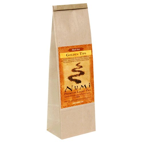 Buy Numi Tea Golden Tips, Loose Black Tea, 16-Ounce Bag (Numi, Health & Personal Care, Products, Food & Snacks, Beverages, Tea, Black Teas)