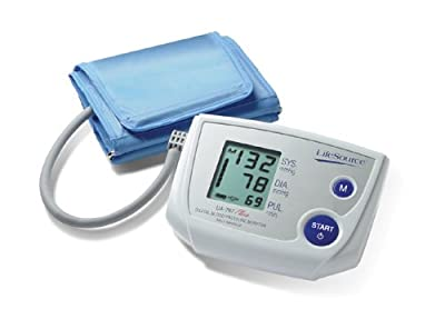 Lifesource UA767 Blood Pressure Monitor