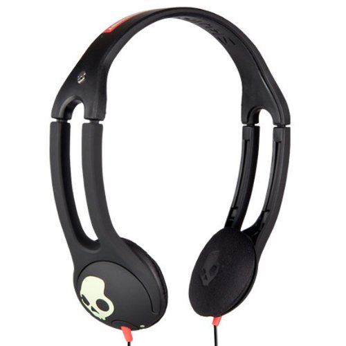 Skullcandy Icon 2 Mic'D Headphones - Black