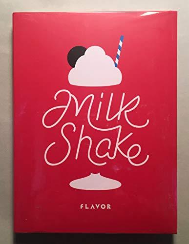 CD : Flavor - 1st Single Album: Milkshake (Photo Book, Photos, Asia - Import)