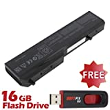 Battpit⢠Laptop / Notebook Battery Replacement for Dell Vostro 1510 (2200mAh / 33Wh) with 16GB Battpit⢠USB Flash Drive