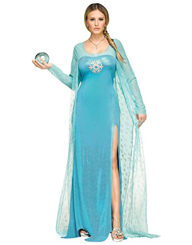 Fun World Plus Size Ice Queen Costume