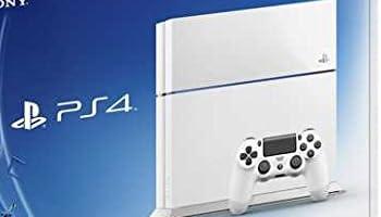 PlayStation4 グレイシャー・ホワイト 500GB (CUH1100AB02)