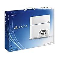 PlayStation 4 グレイシャー・ホワイト(CUH-1100AB02)