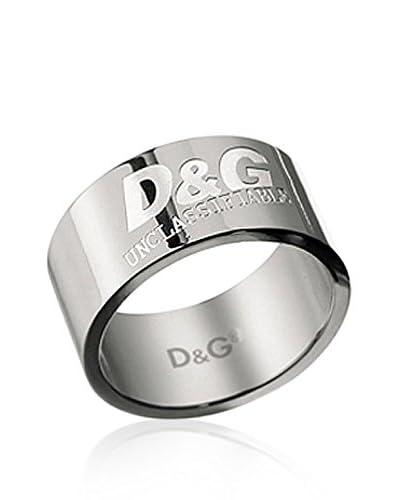 D&G Ring DJ0591 silberfarben
