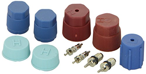 Four Seasons 26783 Cap & Valve Air Conditioning System Seal Kit (Lincoln Valve Core compare prices)