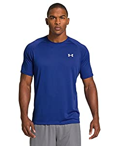 Under Armour Men's UA Tech™ Short Sleeve T-Shirt Large Royal