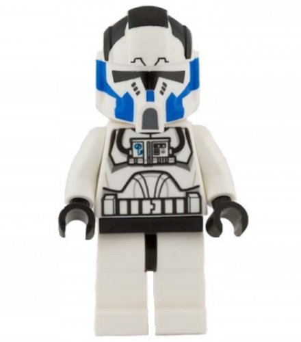 LEGO® Star WarsTM 501st Clone Pilot - from set 75004 - 1