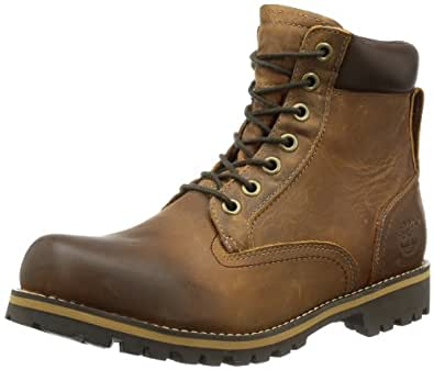 Timberland Men's Earthkeepers Rugged Boot,Brown,7 M US