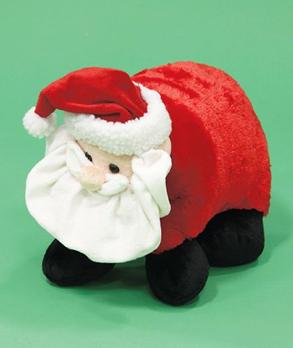 Santa Claus Holiday Pillow Pet