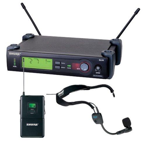 Shure Slx14/Wh30 Headworn Wireless System, H5