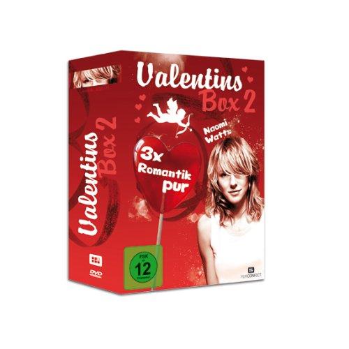 Valentinsbox 2 (Romantik pur zum Valentinstag, 3er DVD-Box mit Star Besetzung)