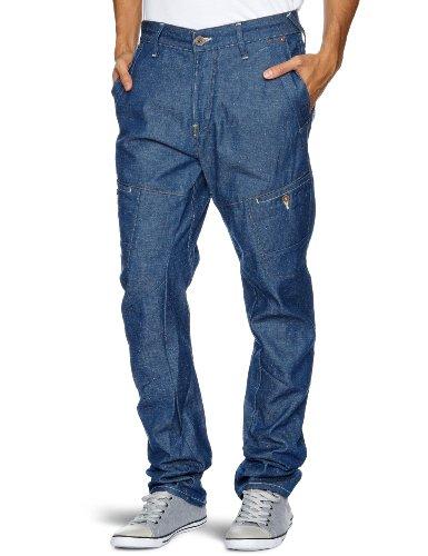 Voi Jeans Capel Loose Men's Jeans Blue W36INxL34IN