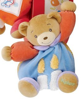 Small Turquoise Bear - Buy Small Turquoise Bear - Purchase Small Turquoise Bear (Kaloo, Toys & Games,Categories,Dolls)