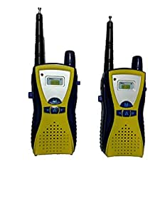 little grin Little grin Walkie Talkie Toy Set With Radio Control And Antenna For Kids