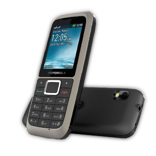 Tlphone GSM MOTOROLAWX306NOIR