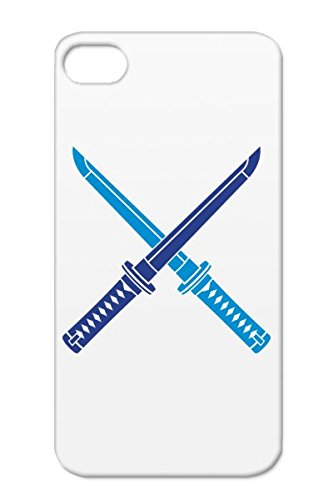 Tanto Cross Beta Navy Short Sword Fisted Katana Icons Knife Twin Cross Handed Doubled Dagger Harakiri Jdavila Two Symbols Shapes Edge Sharp Original Art Blade Japanese Seppuku Crossed Case For Iphone 4S