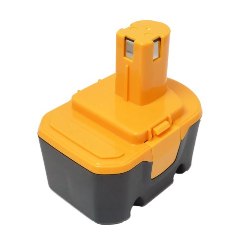 Maximalpower Ryobi 14.4v 2000mAh Ni-Cd Replacement Battery for Ryobi 1400656 1400671 4400011 and more