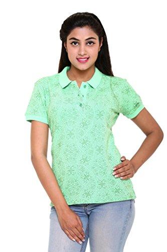 Womens-Cotton-Lycra-POLO-T-shirt