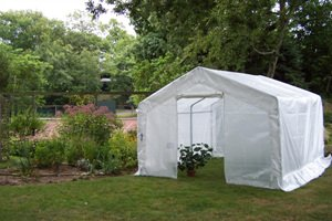 Portable Greenhouse Canopy 12X12X8