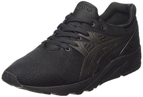 asics-gel-kayano-trainer-evo-h6d0n-9090-5h-sneakers-basses-adulte-mixte-noir-black-black-9090-38-eu