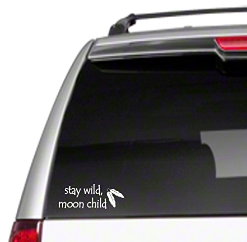 stay-wild-luna-8-coche-para-ninos-vinilo-adhesivo-free-spirit-gypsy-vintage-g24-