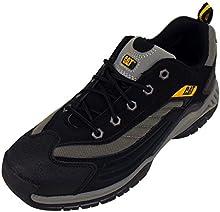 Comprar De manga corta para hombre Caterpillar Moro zapatillas de seguridad de color negro