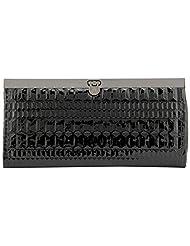 Aadaana Women's Wallet (Black, ADLW-48)